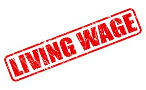 Implementing The National Living Wage